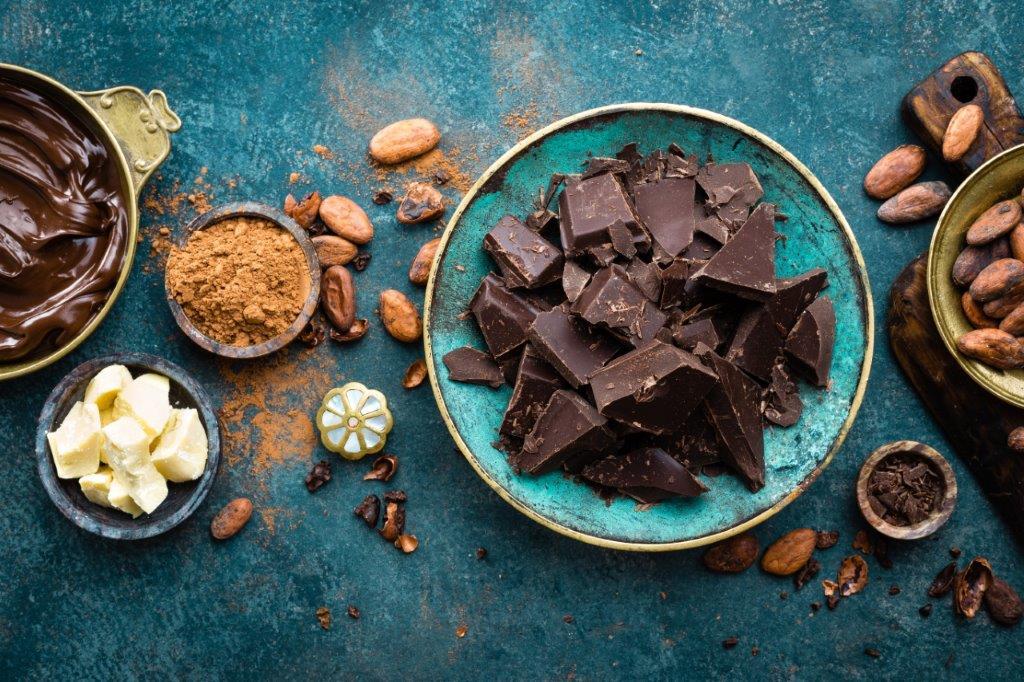 zdjęcie czekolady