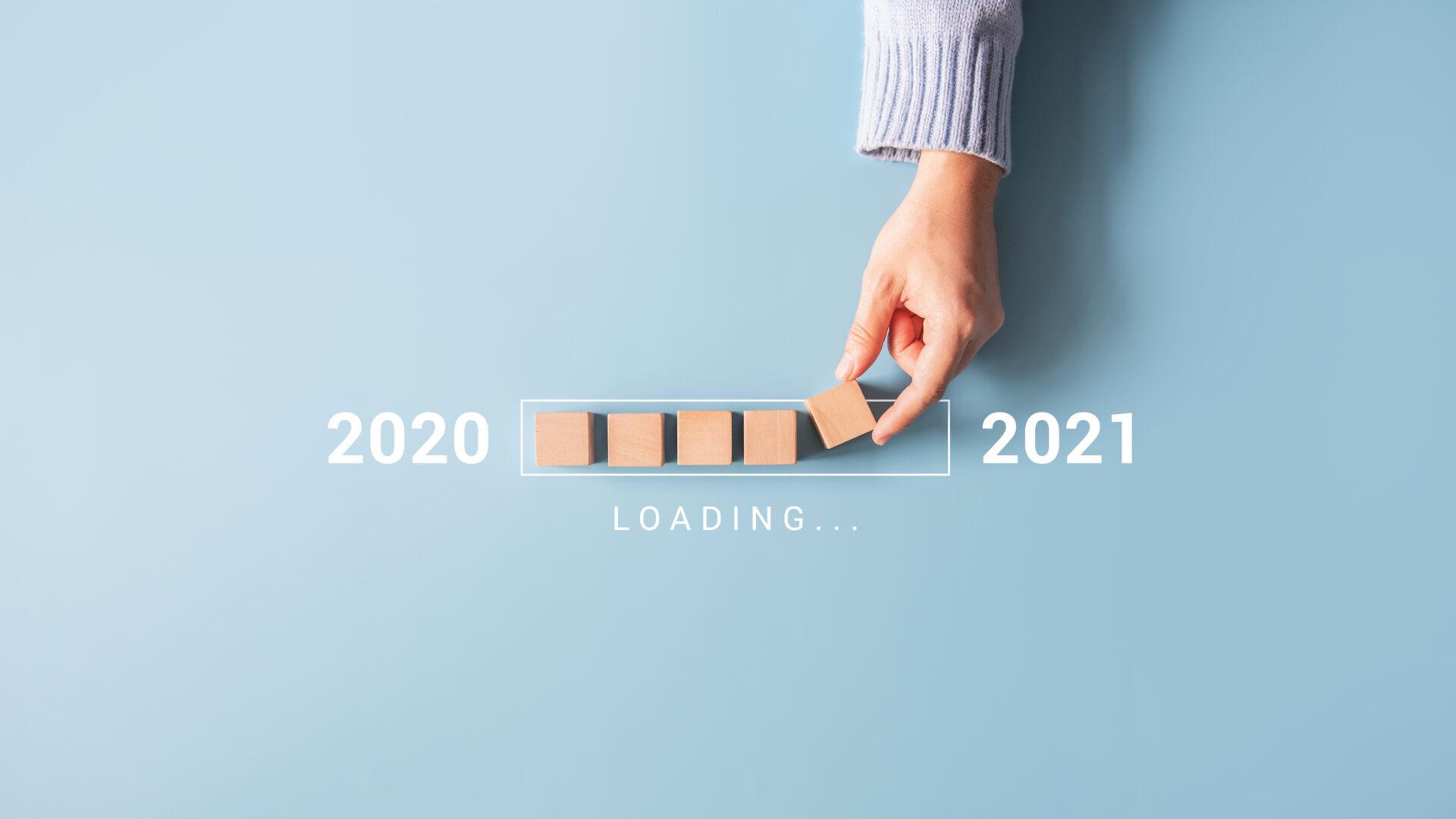 ładowanie roku 2021